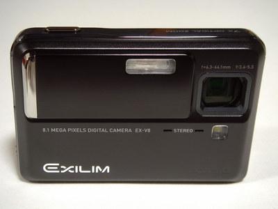 CASIO Exilim Hi-ZOOM EX-V8