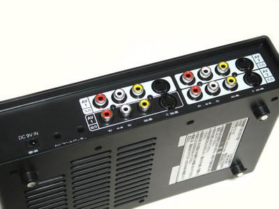 TWINBIRD 防水ワイヤレスモニター LINK ZABADY VW-J707 送信機